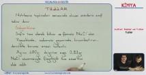 Tuzlar konu anlatımı video 10. sınıf kimya
