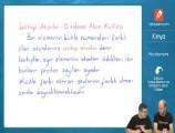 İzotop Atomlar ve Ortalama Atom Kütlesi 10. Sınıf