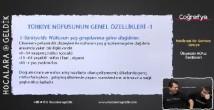 Türkiye'de Nüfus konu anlatımı video 10. sınıf coğrafya
