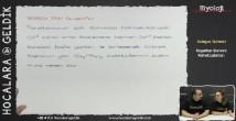 Boşaltım Sistemi Rahatsızlıkları konu anlatımı video 11. sınıf biyoloji