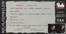 Çözeltilerde derişim konu anlatımı video 10. sınıf kimya