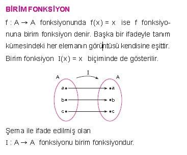 birim-fonksiyon