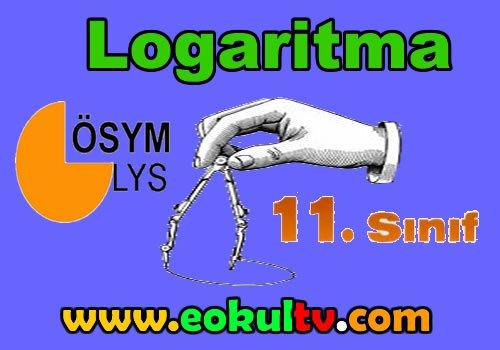 Logaritma konu anlatımı videosu