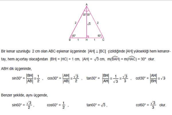 ozel-acilarin-trigonometrik-oranlari-konu