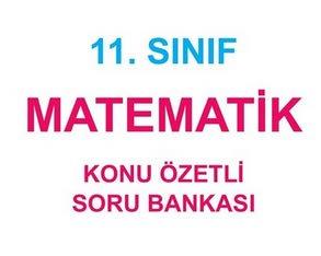 11. sınıf matematik soru bankası Esen Yayınları