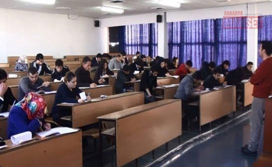Açıköğretim Fakültesi sınav yerleri