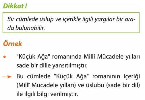 sleek quality casual shoes Anlatımına Göre Cümleler konu anlatımı özet 8. sınıf Türkçe